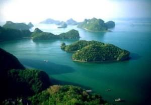 Отдых на курортах Сиамского залива в Южно-Китайском море