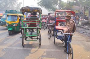 Безопасность туристов в Дели